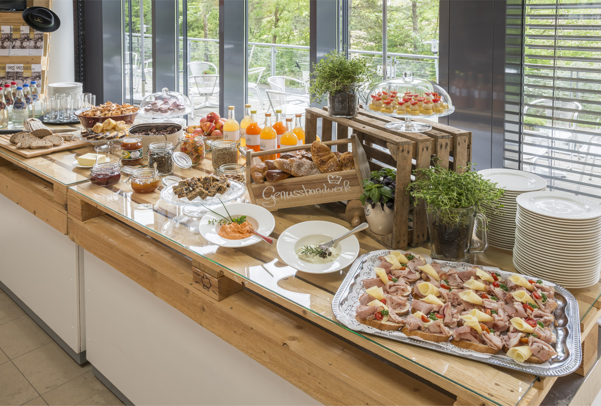 Catering im Congress Loipersdorf
