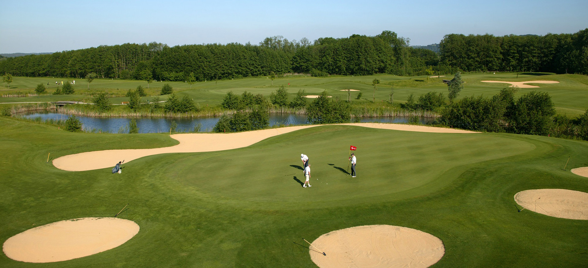 Golfplatz - Congress Loipersdorf