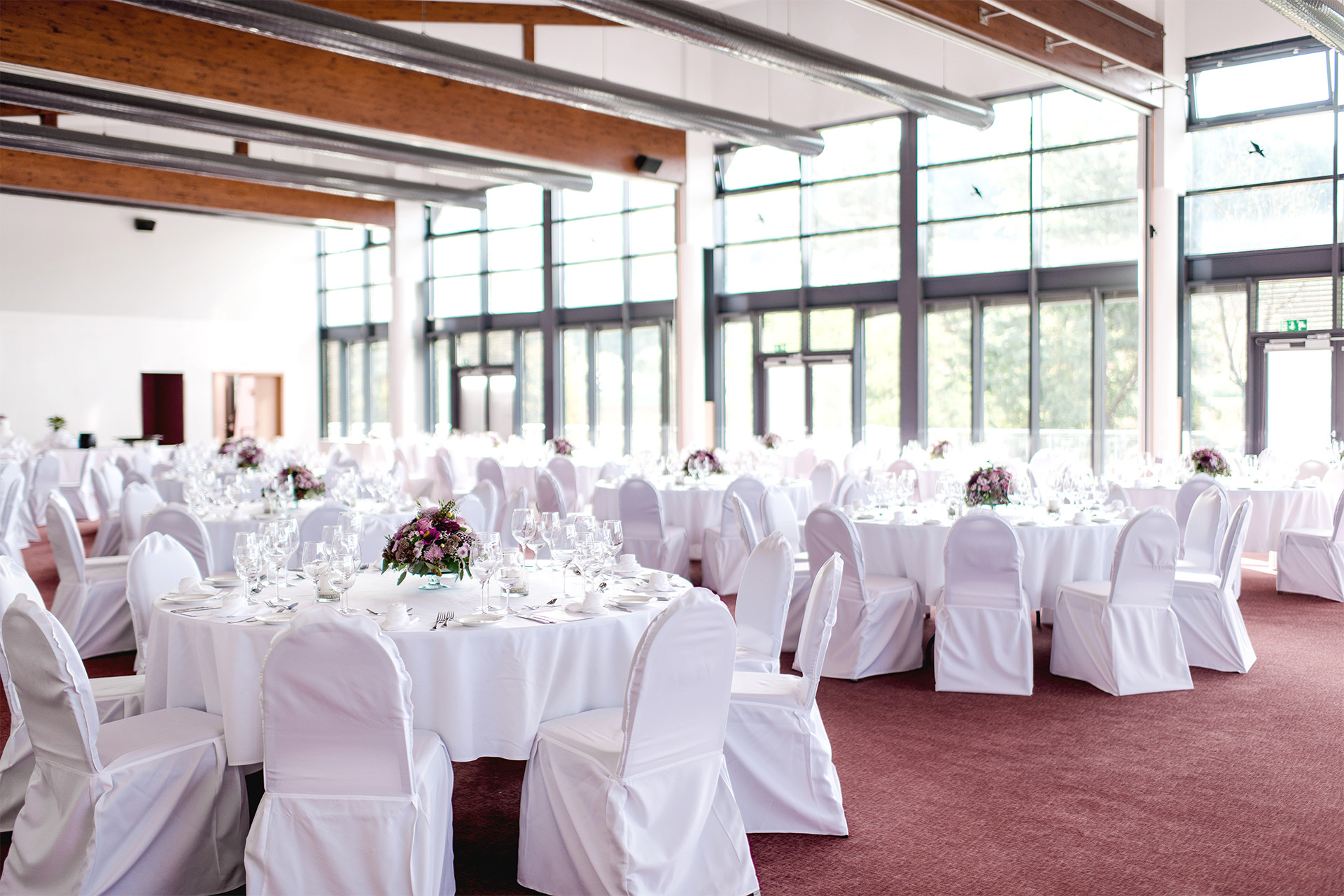 [Translate to Englisch:] Heiraten im Congress Loipersdorf